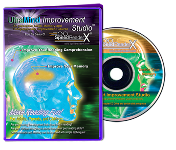 Ultra Mind Improvement Memory and Comprehension Audio CD Set